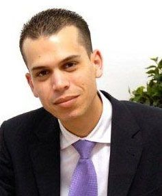 Ahmed Boujbel, Speaker of INC World Nut and Dried Fruit Congress.