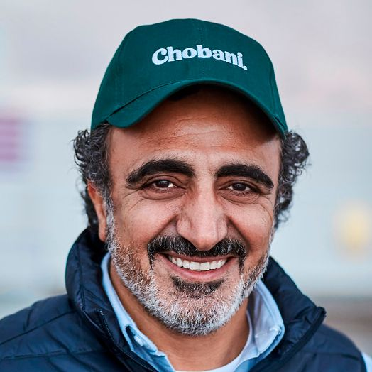 Hamdi Ulukaya, Speaker of INC World Nut and Dried Fruit Congress.