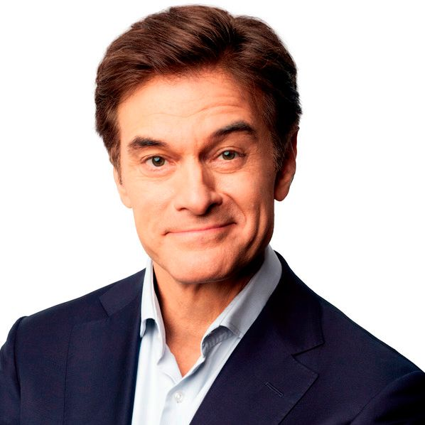 Dr. Oz, Speaker of INC World Nut and Dried Fruit Congress.