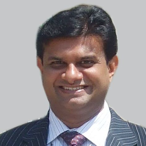 Hari Nair, Speaker of INC World Nut and Dried Fruit Congress.