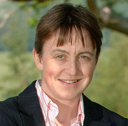 Alison Blackwell, Speaker of INC World Nut and Dried Fruit Congress.