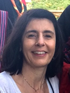 Maria Teresa Camargo, Speaker of INC World Nut and Dried Fruit Congress.