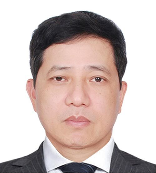 Vu Thai Son, Speaker of INC World Nut and Dried Fruit Congress.