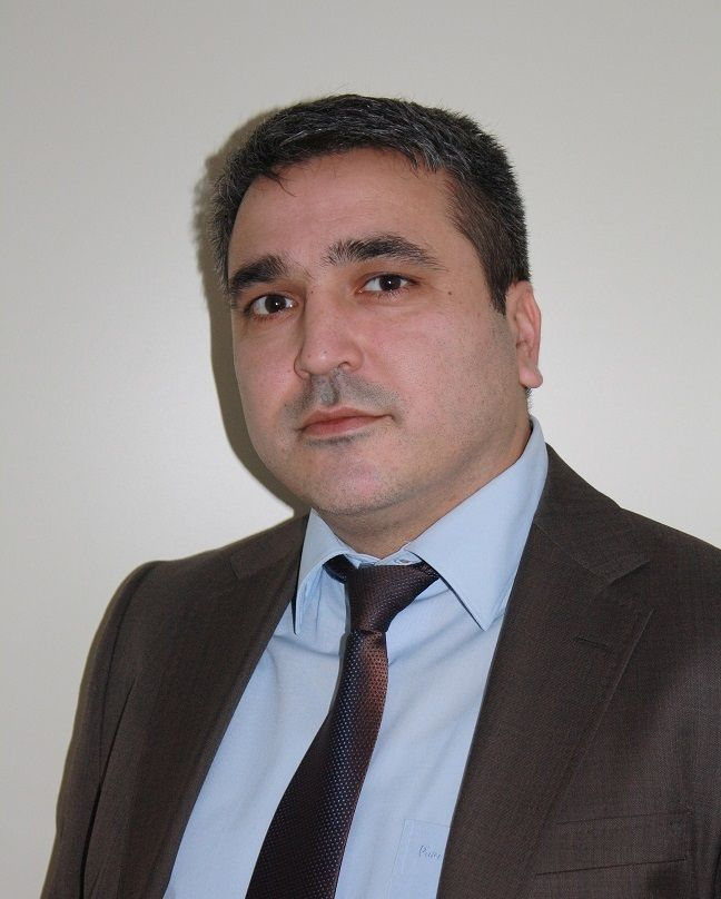 Ümit Ergin, Speaker of INC World Nut and Dried Fruit Congress.