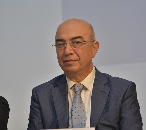 Osman Öz, Speaker of INC World Nut and Dried Fruit Congress.
